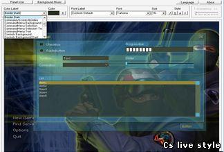 Скачать CS 1.6 color scheme v3 final